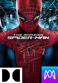Amazing Spider-man - Vudu HD or iTunes HD Via Movies Anywhere (Digital Code)