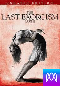 Last Exorcism Part 2 Unrated - Vudu SD or iTunes SD via MA (Digital Code)