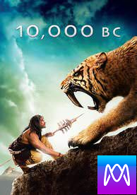 10,000 B.C. - Vudu HD or iTunes HD via MA (Digital Code)