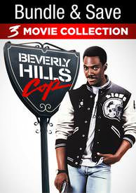 Beverly Hills Cop Trilogy - Vudu SD (Instawatch)
