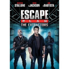 Escape Plan: The Extractors - Vudu HD - EARLY RELEASE - Redeem and View on 7-2-2019