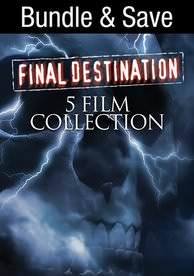 Final Destination Collection - Vudu SD (Instawatch)