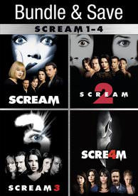 Scream Collection - Vudu SD - (Instawatch)