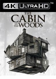 Cabin in the Woods - Vudu UHD 4K (Digital Code)