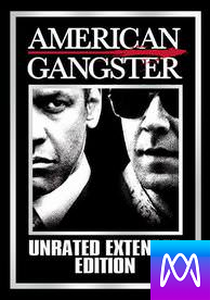 American Gangster (Unrated) - Vudu HD (Digital Code)