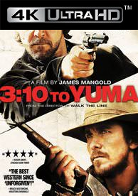 3:10 to Yuma - Vudu UHD 4K (Digital Code)