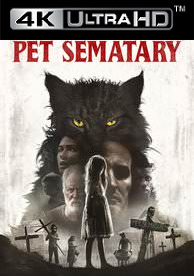 Pet Sematary (2019) - iTunes 4K (Digital Code)