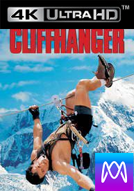 Cliffhanger - UHD 4K - (Digital Code) PLEASE READ DESCRIPTION