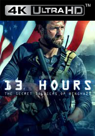 13 Hours - Vudu UHD 4K - (Digital Code)