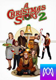 A Christmas Story 2 - Vudu HD or iTunes HD via MA (Digital Code)