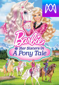 Barbie and Her Sisters in a Pony Tail - iTunes HD (Digital Code)