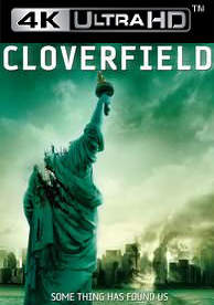 Cloverfield - Vudu UHD 4K - (Digital Code)