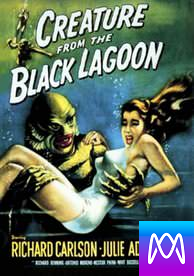 Creature From the Black Lagoon - iTunes HD - (Digital Code)