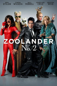 Zoolander No. 2: Magnum edition - iTunes HD (Digital Code)