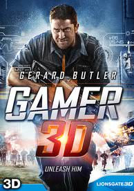 Gamer 3D - Vudu HD - (Digital Code) PLEASE READ DESCRIPTION