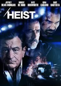 Heist - Vudu HD - (Digital Code)
