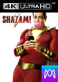 Shazam! - HD4K - (Digital Code)