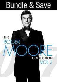 James Bond: Roger Moore Collection Vol 2 - Vudu HD - (Digital Code)