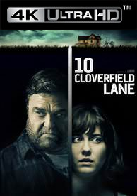 10 Cloverfield Lane - Vudu UHD 4K - (Digital Code)