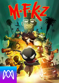 MFKZ - Vudu HD or iTunes HD via MA - (Digital Code)
