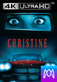 Christine - UHD 4K - (Digital Code) PLEASE READ DESCRIPTION