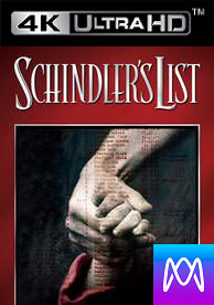 Schindler's List - UHD 4K - (Digital Code)