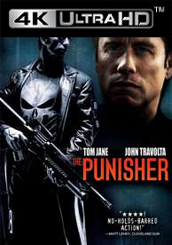 The Punisher - Vudu 4K or iTunes 4K - (Digital Code)
