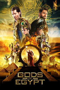 Gods of Egypt - Vudu HD (Digital Code)