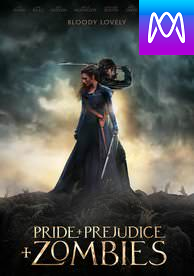 Pride + Prejudice + Zombies - Vudu SD or iTunes SD via MA (Digital Code)