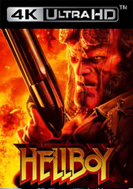Hellboy (2019) - Vudu 4K - (Digital Code)