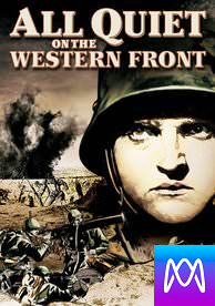 All Quiet on the Western Front - Vudu HD or  iTunes HD via iTunes - (Digital Code) -Must be redeemed in iTunes.