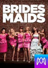 Bridesmaids - iTunes HD - (Digital Code)