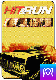 Hit and Run - iTunes HD - (Digital Code)