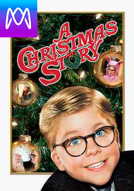 A Christmas Story - Vudu HD or iTunes HD via MA (Digital Code)