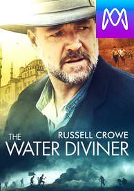 Water Diviner - Vudu HD or iTunes HD via MA - (Digital Code)