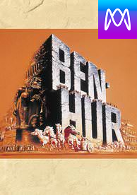 Ben-Hur (1959) - Vudu HD or iTunes HD via MA - (Digital Code)