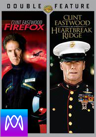 Heartbreak Ridge/Firefox Bundle - Vudu HD or iTunes HD via MA (Digital Code)