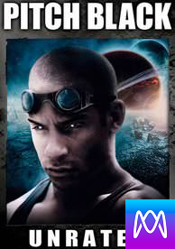 Pitch Black (Unrated) - iTunes HD (Digital Code)
