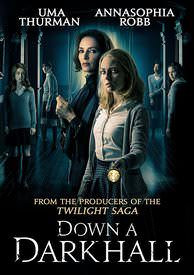 Down a Dark Hall - Vudu HD - (Instawatch)