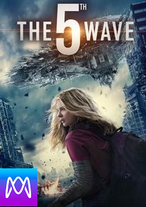 5th Wave - Vudu HD or iTunes HD via MA (Digital Code)