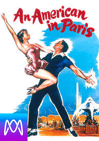 An American in Paris - Vudu HD or iTunes HD via MA (Digital Code)