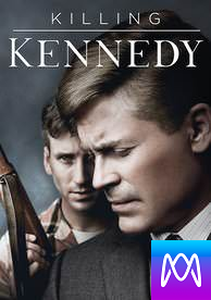 Killing Kennedy - Vudu HD or iTunes HD via MA - (Digital Code)