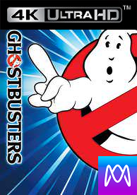 Ghostbusters (1984) - HD4K UHD or iTunes 4K via MA (Digital Code) PLEASE READ DESCRIPTION