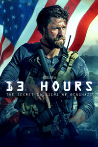 13 Hours - The Secret Soldiers of Benghazi - Vudu HD (Digital Code)