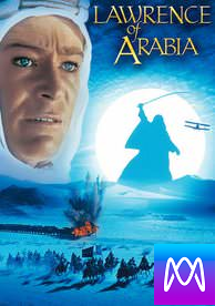 Lawrence of Arabia (Restored Version) - Vudu HD or iTunes HD via MA - (Digital Code)