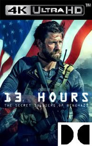 13 Hours - The Secret Soldiers of Benghazi - iTunes 4K (Digital Code)
