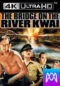 Bridge on the River Kwai - HD4K UHD or iTunes 4K - (Digital Code) PLEASE READ DESCRIPTION