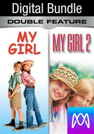 My Girl 1 and 2 - Vudu SD or iTunes SD via MA - (Digital Code)