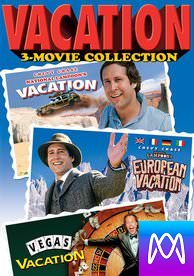 National Lampoon's Vacation Collection - Vudu HD or iTunes HD via MA - (Digital Code)