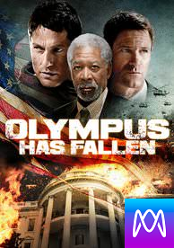 Olympus Has Fallen - Vudu HD or iTunes HD via MA - (Digital Code)